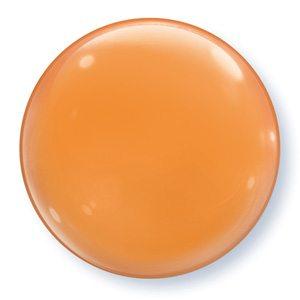 Orange Bubble