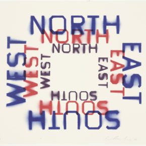 North / South / East / West