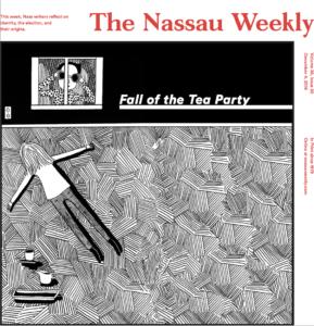Lizzie Buehler for the Nassau Weekly