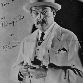 Remembering Charlie Chan